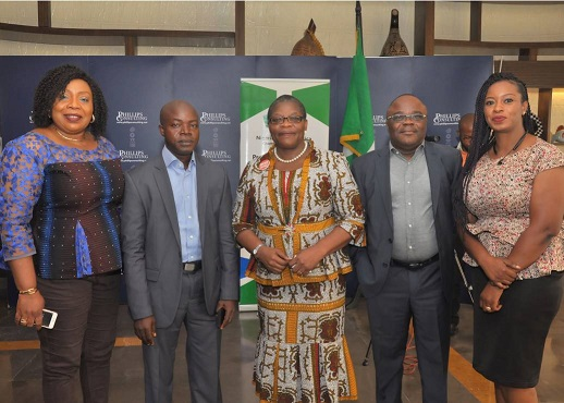 Sifax Group at special monthly breakfast meeting of the Nigerian-South African Chamber of Commerce