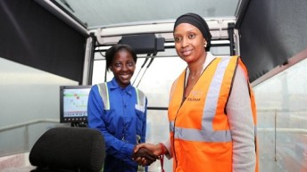 MD NPA SALUTES FIRST SET OF FEMALE RTG OPERATORS IN AFRICA