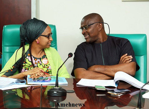 MARINE COMMITTEE OF THE NATIONAL ASSEMBLY VISITS NPA ON OVERSIGHT FUNCTION