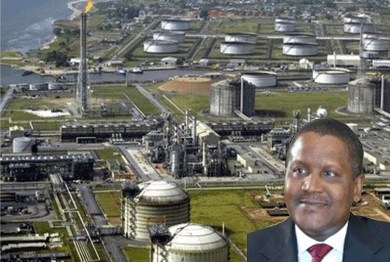Dangote trains 150 indigenous engineers on refining operations