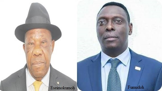 Linkage Assurance Chairman: Eseimokumoh Out; Fumudoh In