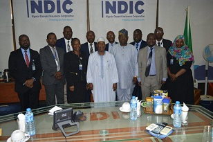NDIC STRENGTHENS PARTNERSHIP WITH ICPC FOR ZERO TOLERANCE ON CORRUPTION