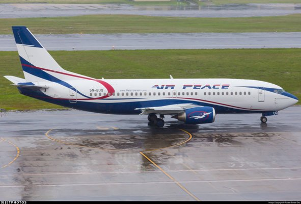 Air Peace boost Its Fleet with New B777 aircraft