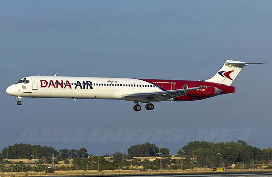 49 passengers escape death as Dana airplane overshoots runway at Port Harcourt