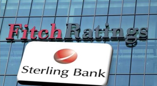 Fitch affirms Sterling Bank's Ratings, Outlook Stable