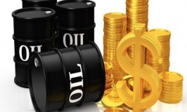 Oil prices fall on rising U.S. inventories