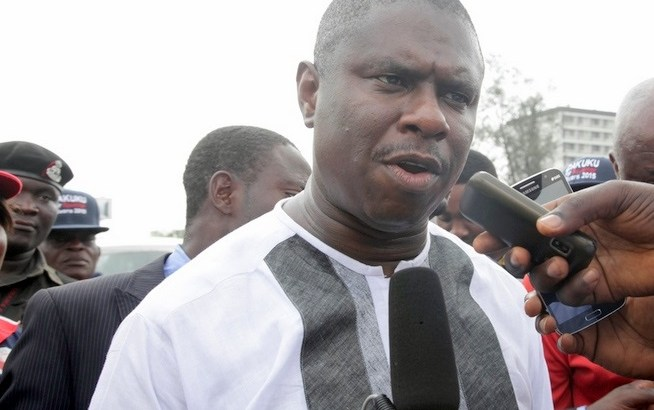 For 2019 Election: I've not resigned as NIMASA DG, says Peterside