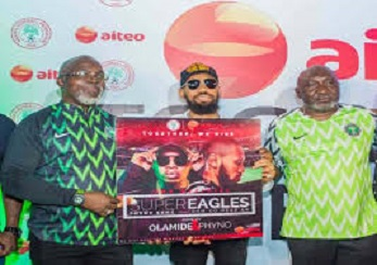 ENERGY GIANT, AITEO, SPONSORS HIT THEME SONG FOR NIGERIA'S 2018 WORLD CUP CAMPAIGN