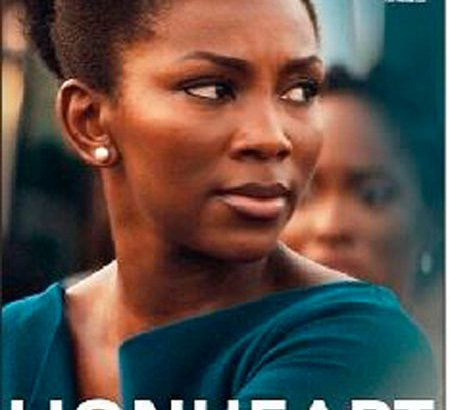 LIONHEART: Amaka Igwe may just have moved in her grave