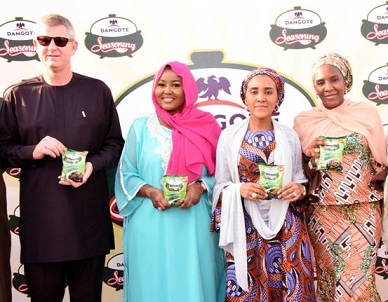 NASCON launches New Dangote Classic Seasoning Cubes