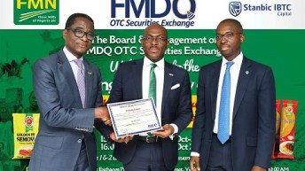 FMDQ Lists the 37th Bond – Flour Mills of Nigeria PLC Bonds – on its Platform