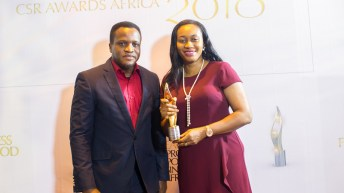 COCA-COLA NIGERIA'S SAFE BIRTH INITIATIVE RECOGNIZED AT THE 12TH ANNUAL SERAS AWARDS