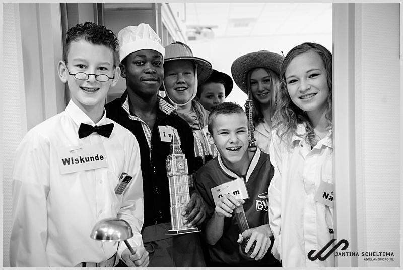 Prinses Beatrix opent Burgemeester Waldaschool