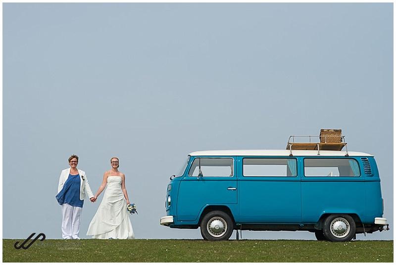 Amelandfoto_bruiloft_volkswagen-9