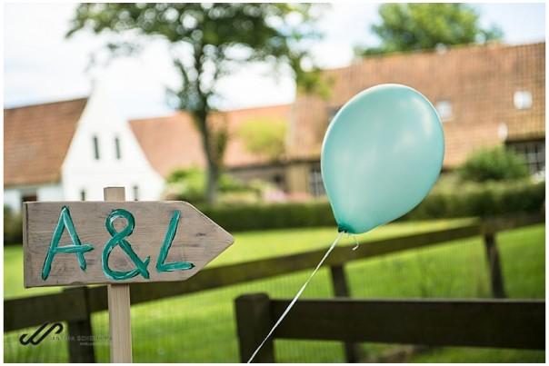 bruiloft Ameland