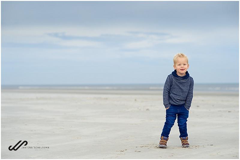 familiefotos op het strand-1