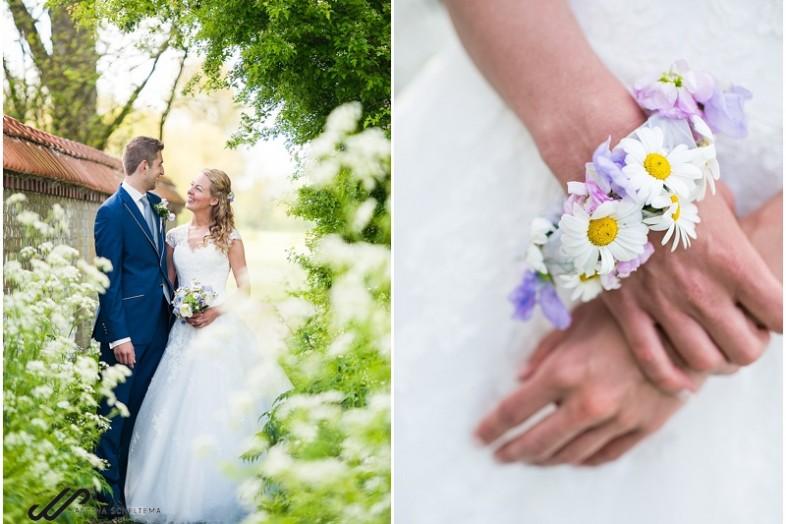 bruiloft Dekema State