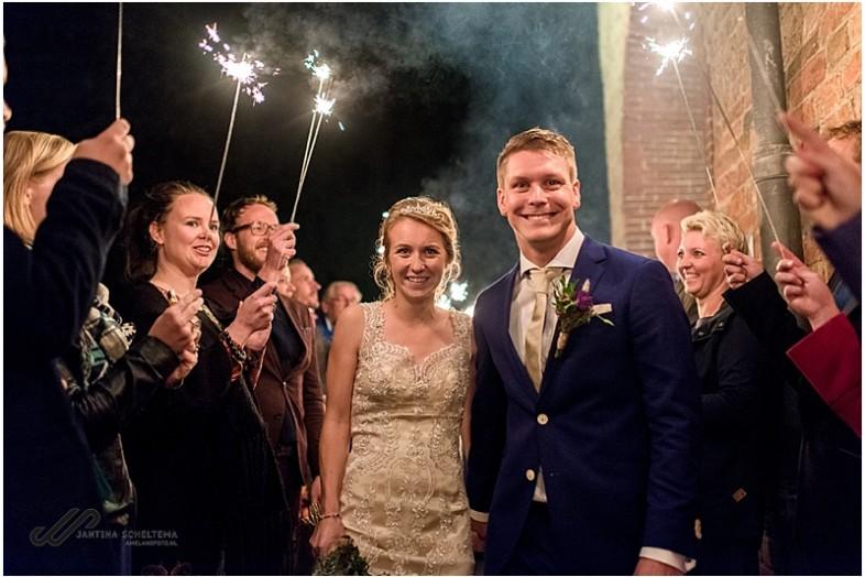 sterretjes op je bruiloft