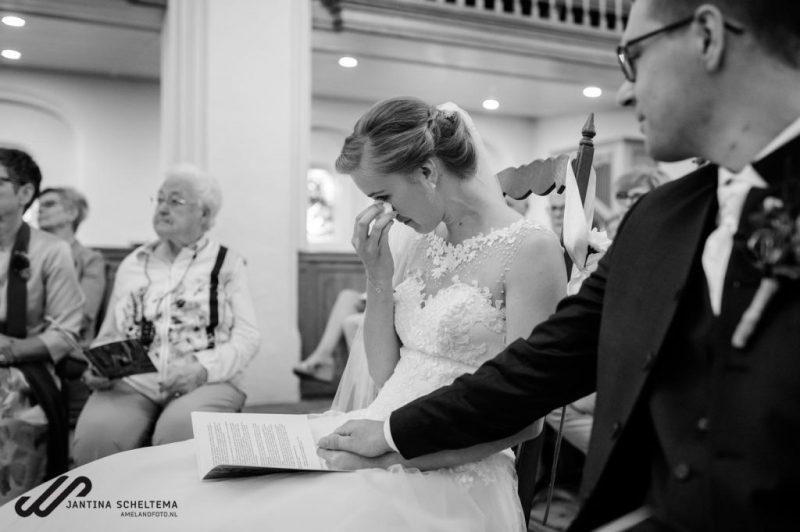 bruiloft kerk hellendoorn
