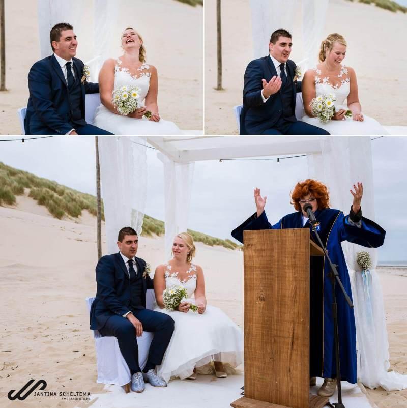 trouwen bij de Sunset en Boomhiemke