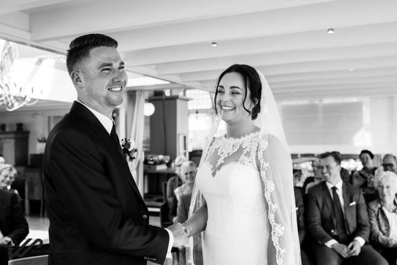 bruiloft Paalkoepel Paterswoldsemeer