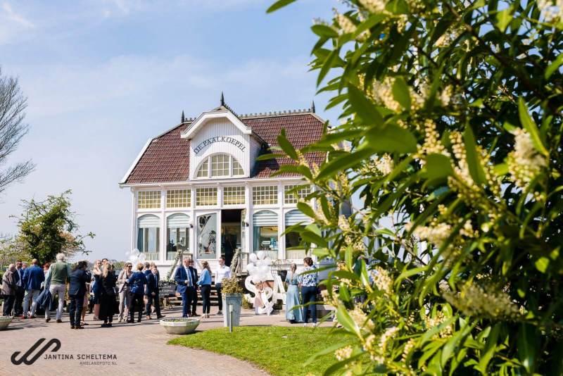 trouwlocatie de Paalkoepel Groningen
