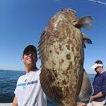 Deep Sea Bottom Fishing with Captain Lacoss