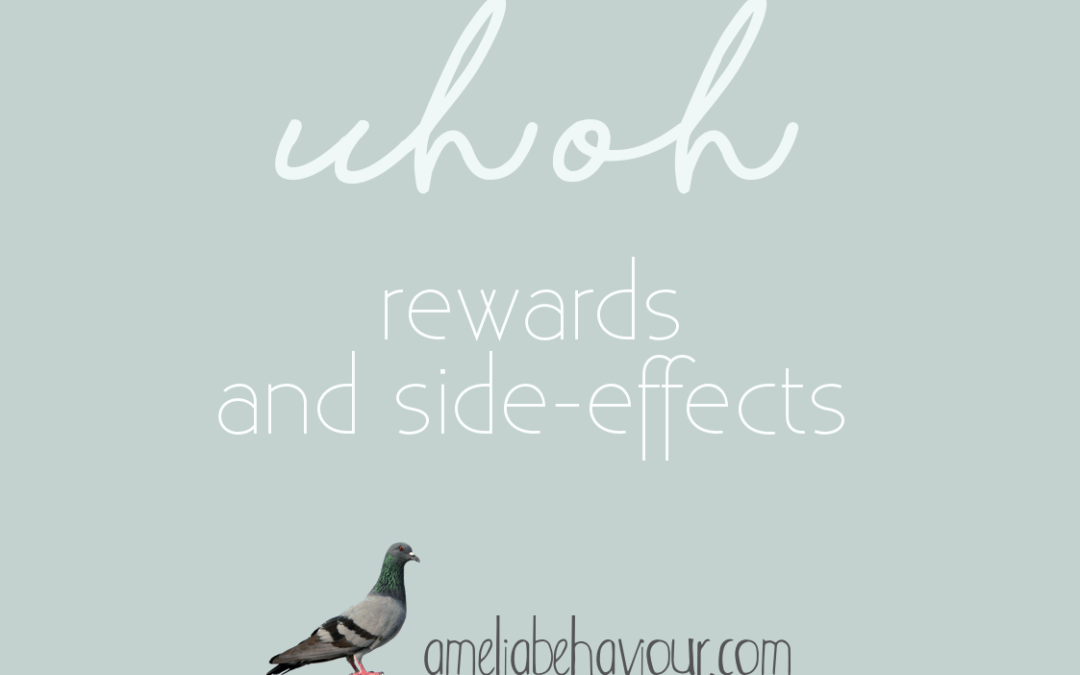 Rewards and side-effects, part 1