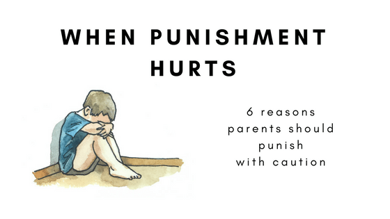 When punishment hurts: 6 reasons to use punishment with caution