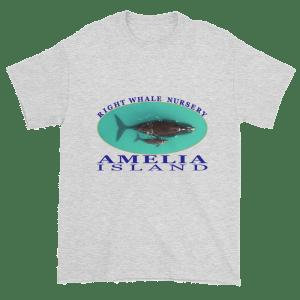 Amelia Island Nursery Ultra Cotton T-Shirt Ash