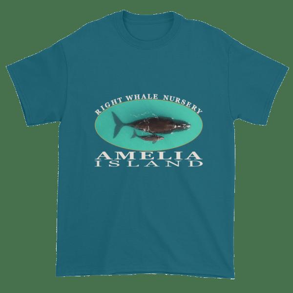 Amelia Island Nursery Ultra Cotton T-Shirt Galapagos-Blue