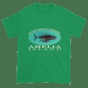 Amelia Island Nursery Ultra Cotton T-Shirt Irish-Green