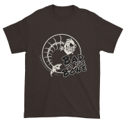Bad to the Bone Ultra Cotton T-Shirt Dark-Chocolate
