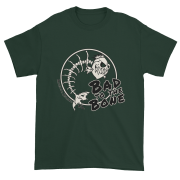 Bad to the Bone Ultra Cotton T-Shirt Forest