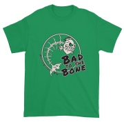 Bad to the Bone Ultra Cotton T-Shirt Irish-Green