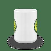 Cannabis Seed Company Mug Front-view 15oz