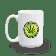 Cannabis Seed Company Mug Handle-on-Left 15oz