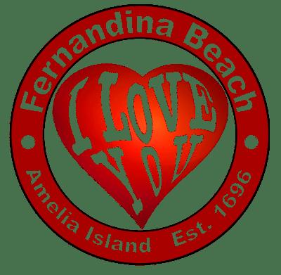 Fernandina I Love You graphic