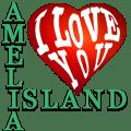 Amelia Island I Love You