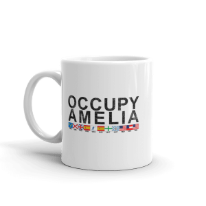 Occupy Amelia Mugs Handle-on-Left 11oz