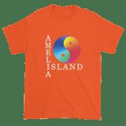 Yin & Yang Ultra Cotton T-Shirt Orange