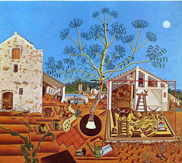 Miro - The Farm - 1922