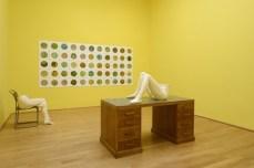 Sarah Lucas, I SCREAM DADDIO, Installation View, British Pavilion 2015 (c) British Council - II