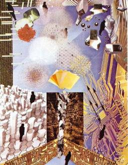Honey Beckerlee - 'Cyberspace'
