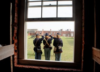 Window to America's Historic Past: Fort Clinch State Park, Amelia Island