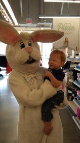 The Easter bunny was at Old Navy