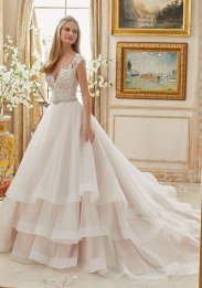 MORI LEE 2895 / SIZE 12 / WAS £1497 / NOW £600
