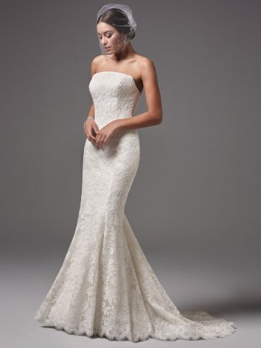 SOTTERO & MIDGLEY LINLEY - SIZE 14 - WAS £1470 - NOW £450