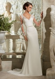 MORI LEE 5306 / SIZE 14 / WAS £1125 / NOW £299
