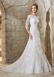 MORI LEE 2776 - SIZE 16 - WAS £1725 - NOW £500
